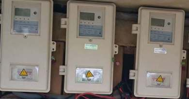 Prepaid meters 1