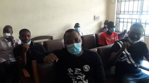 Sowore others in court