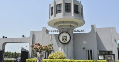 UI Cancels Admission For 2020/2021 Session, Renames 2019/2020