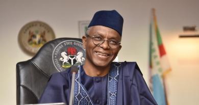 Kaduna State Governor Nasir El Rufai