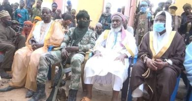 Kaduna based Islamic scholar Sheikh Ahmad Gumi