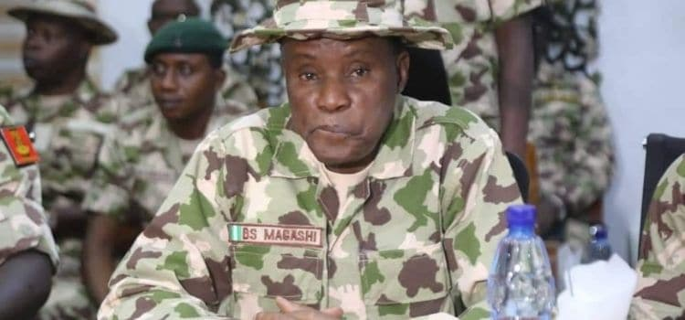 Major General Bashir Salihi Magashi