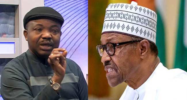 Odumakin and Buhari