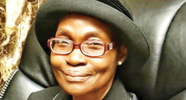 Ondo CJ Justice Olanrewaju Akeredolu