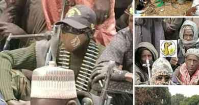 Zamfara State bandit leader Dogo Gide