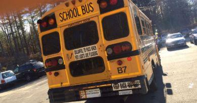uniform colour for school buses