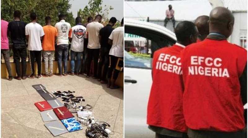 EFCC arrest