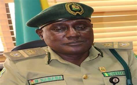 Haliru Nababa As Comptroller General Of Prisons