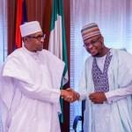 Buhari and pantami