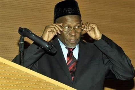 Chief Justice of Nigeria CJN Ibrahim Muhammad