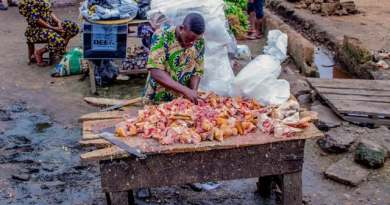 Lagos Shuts Down Illegal Abattoirs, Donates Confiscated Meat To Orphanage