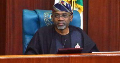 Speaker House of Representatives Femi Gbajabiamila