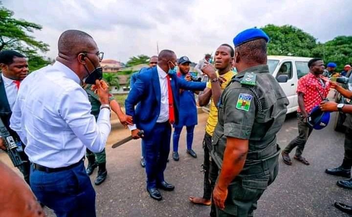 Sanwo-Olu Arrests Suspected Criminals In Ojota