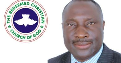 RCCG Pastor Ebenezer Oduntan