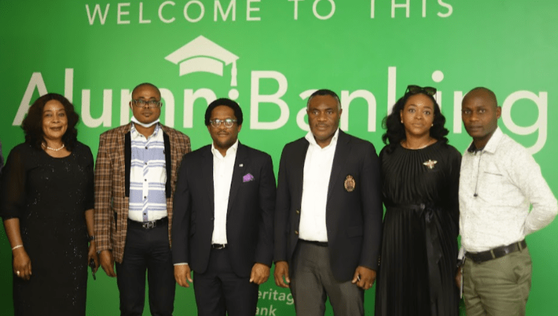 Heritage Bank Rolls Out Innovative Products for Cadre of Schools, Alumni