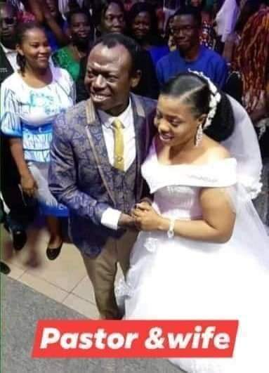 [PHOTOS] Church Member Cries Out As Pastor Adeeyo Who Has 4 Grown up Children Snatched His Wife And Married Her As Second Wife