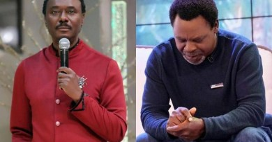 TB Joshua Has A Spirit Working With His Picture – Pastor Okotie