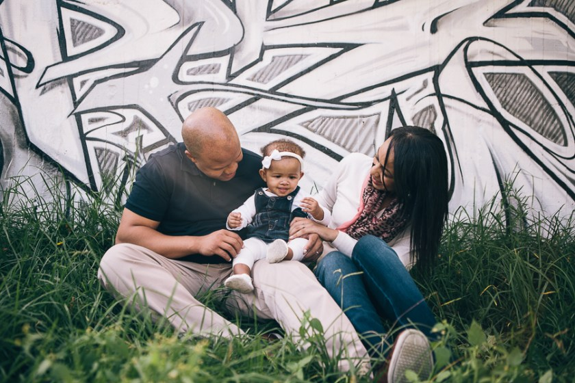 photoshoot parents and child