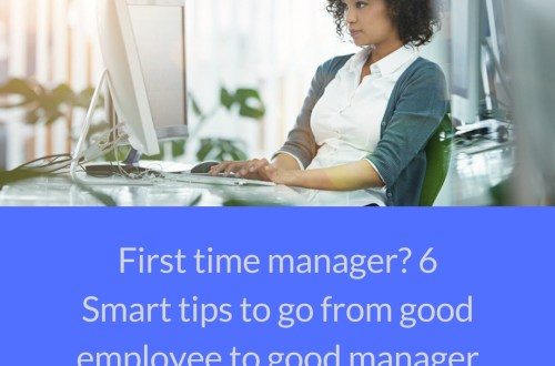 Professional woman first time manager 1