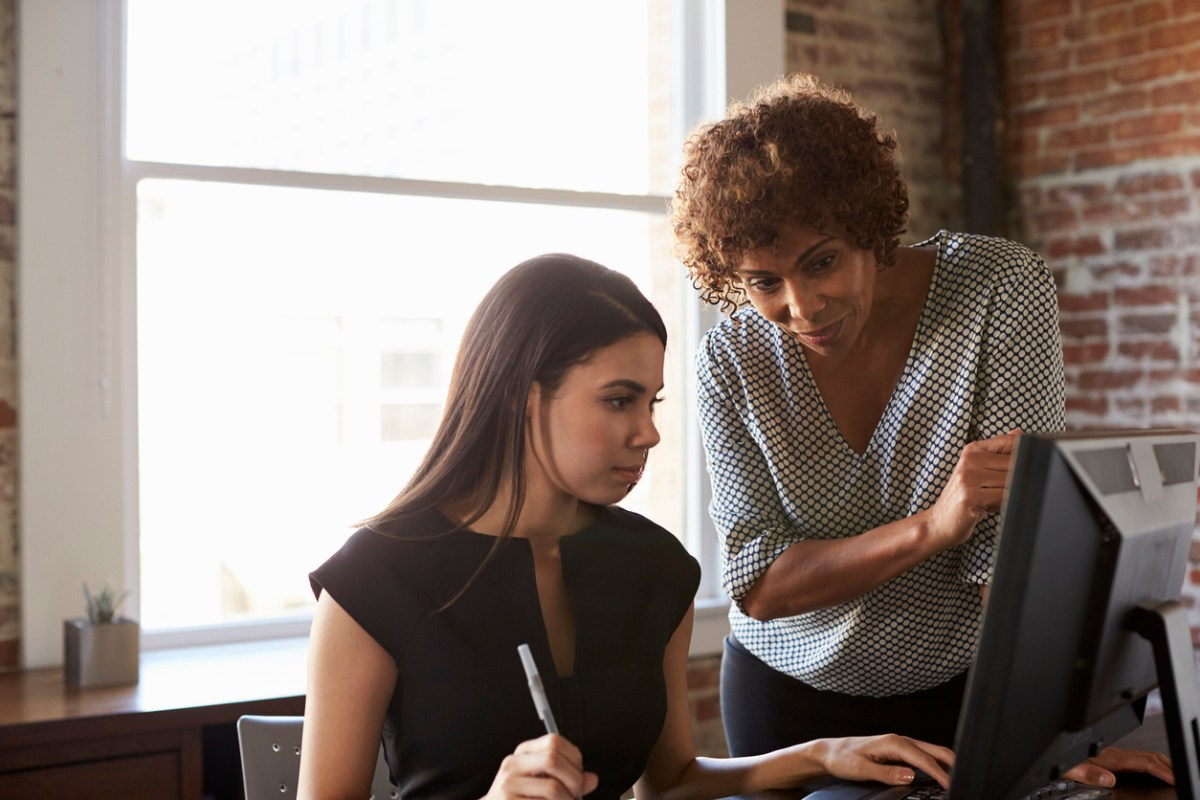 Why mentoring is overrated and how to make it really count #ladyboss