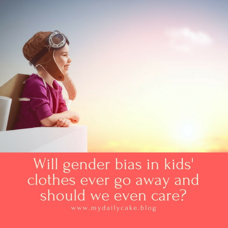 gender bias in kids clothes girl pilot