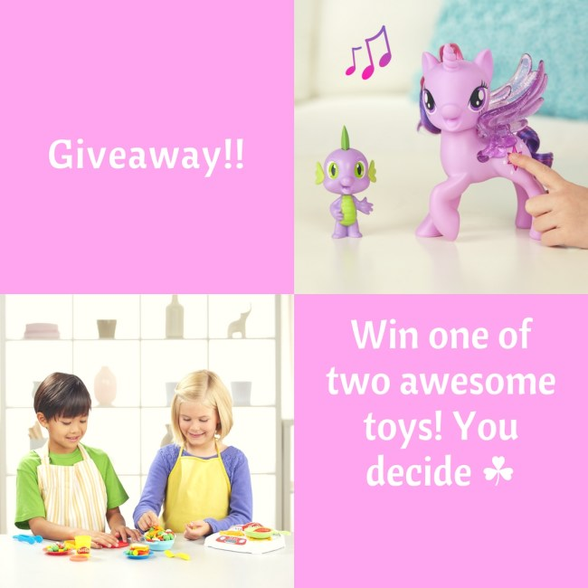 sa mom blogger play-doh and my little pony