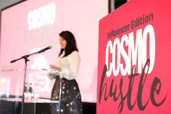 cosmohustle2018 speaker