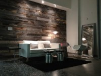 DIY Reclaimed Wood Wall Panels