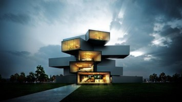 12 Awesome Facade with Balcony Ideas   My Daily Magazine ...