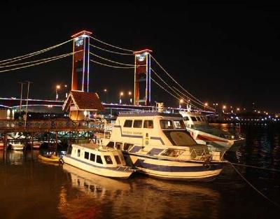 10 Gambar Jembatan Ampera Palembang Sejarah Misteri Tempo