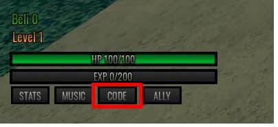 Conqueror Piece codes