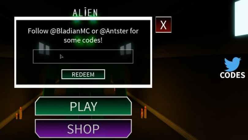 Alien codes