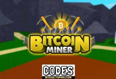 Roblox Bitcoin Miner Codes list