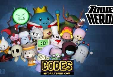 Tower Heroes codes