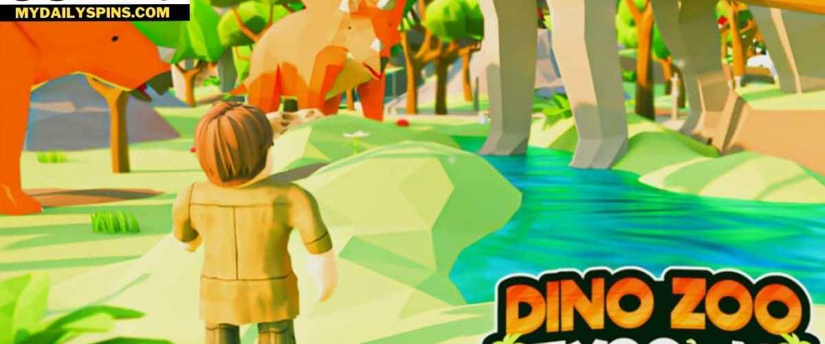 Roblox Dinosaur Zoo Tycoon Codes list
