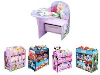 Pleasant Walmart Disney Chair Desk Multi Bin Toy Organizers On Creativecarmelina Interior Chair Design Creativecarmelinacom
