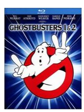 Best Buy: Ghostbusters 1 & 2 Blu-ray Only $9 99 (Reg  $19 99) - My