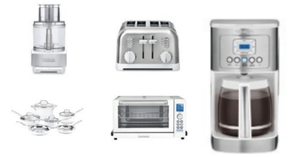 Up To 69 Off Cuisinart Appliances Today Only My