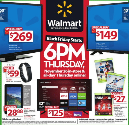 Walmart Black Friday Deals Available Tonight Online Links My Dfw Mommy