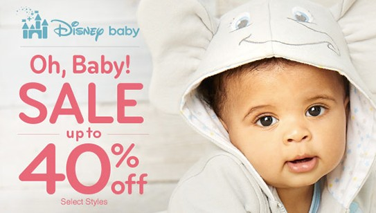 Disney Store Up To 40 Off Oh Baby Sale Buy One Plush Get One For 1 My Dallas Mommy