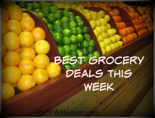 best grocery deals