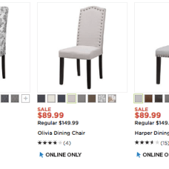 Kohls Dining Chairs Pool Lounge Costco 2 Kohl S Only 136 20 Cash My Dallas Mommy Posted By On Saturday May 7th 2016 At 1 15 Pm