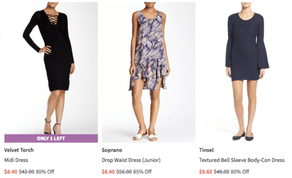Nordstrom Rack Clearance Dresses Starting At 840 My Dallas Mommy