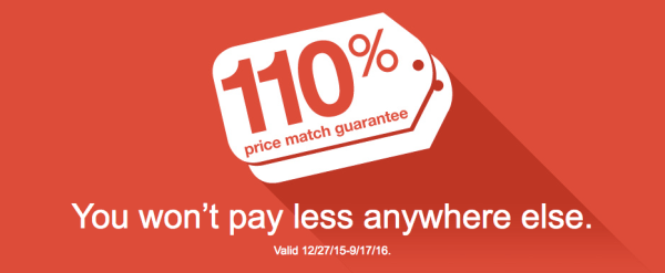Staples Price Match Guarantee