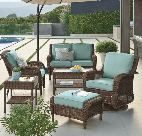 Kohl 39 S 40 Off Sonoma Patio Furniture Extra 15 Off Purchase My Dallas Mommy