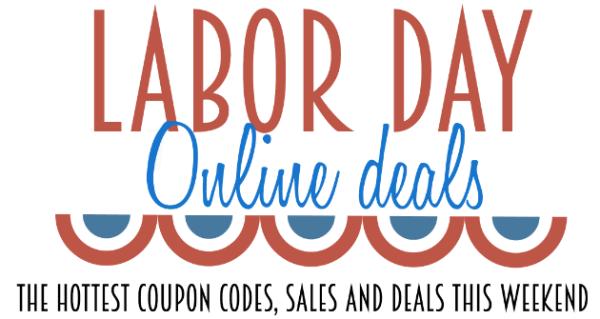 labor day online deals