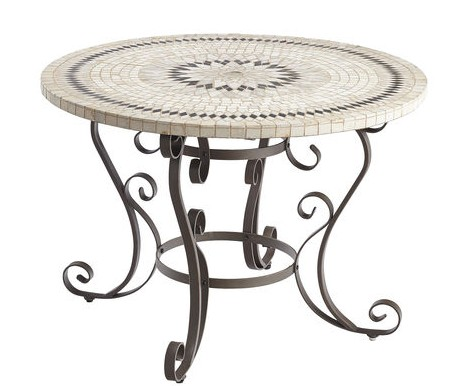Pier 1 Clearance Event Paloma 43 Quot Gray Mosaic Dining