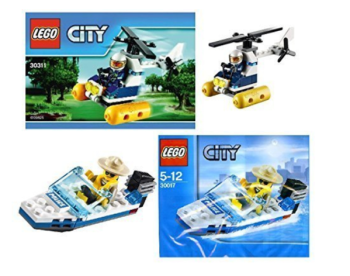 Lego City Police Minifigure Pack Only 15 My Dfw Mommy