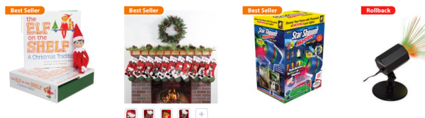 clearance holiday decor at walmart starting at my On walmart home decor clearance