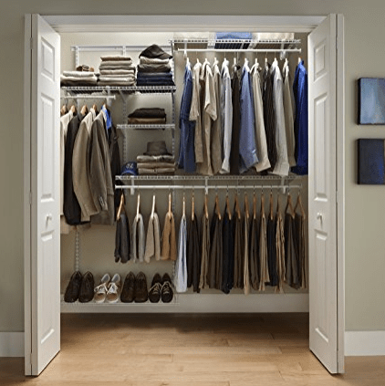Merveilleux Through Tomorrow Only, Shop Target.com Or Amazon.com Where They Are  Offering Up This ClosetMaid ShelfTrack Expandable Closet Kit For Only  $84.79 Shipped!